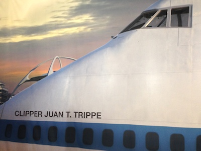 Pan Am Clipper Juan T. Trippe
