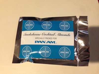 Pan Am Smokehouse Cocktail Almonds