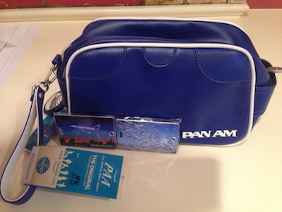 Pan Am Travel Kit