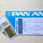 Pan Am Ticket