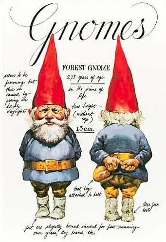 Gnomes book cover