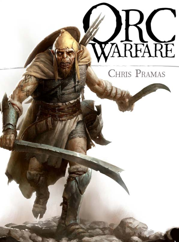 "Cover for Osprey's ""Orc Warfare"""