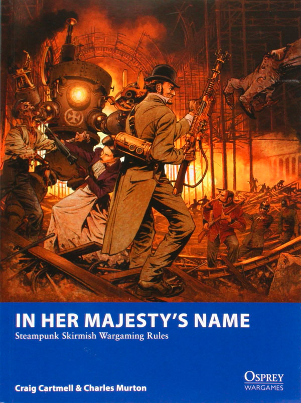 Cover for In Her Majesty's Name Ruleset