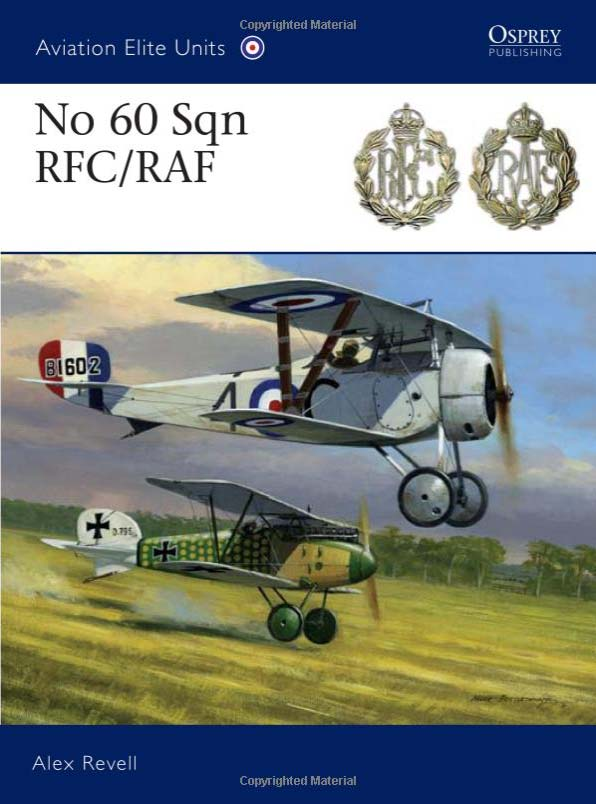 No 60 Sqn RFC/RAF