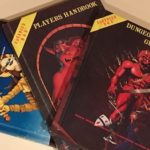 AD&D Rules Books